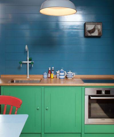 厨房灯具混搭风格效果图
