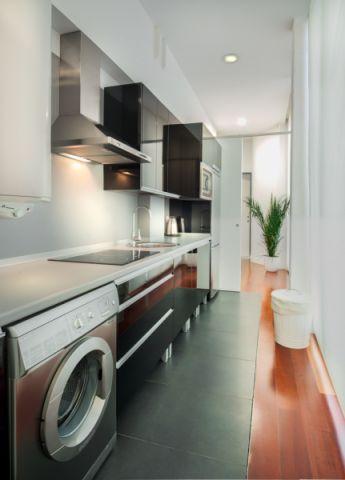 厨房吊顶地中海风格效果图