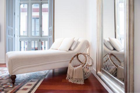 客厅地板砖地中海风格装修效果图