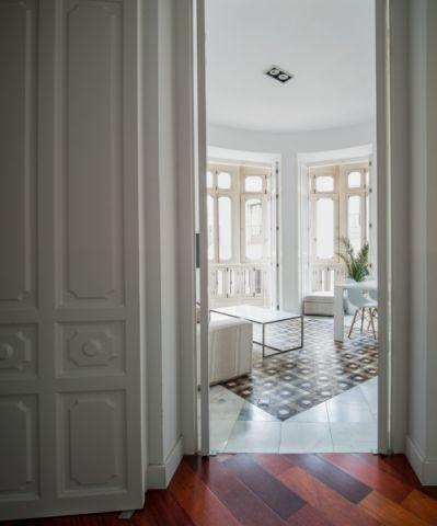 客厅走廊地中海风格装潢效果图