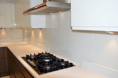 厨房现代风格效果图大全2017图片_土拨鼠典雅写意厨房现代风格装修设计效果图欣赏