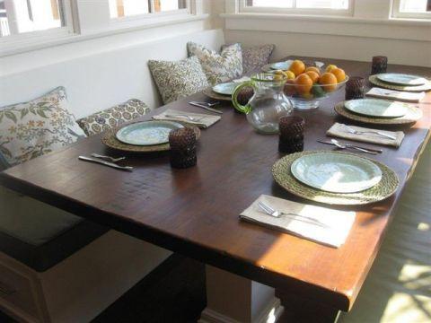 厨房美式风格效果图大全2017图片_土拨鼠浪漫纯净厨房美式风格装修设计效果图欣赏