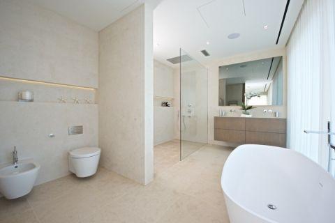 浴室地中海风格装修图片