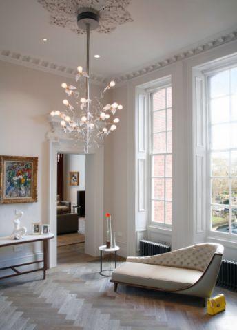 客厅灯具现代风格装修效果图