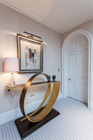 卧室走廊混搭风格装饰效果图