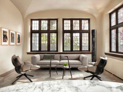阳光房飘窗混搭风格装修效果图