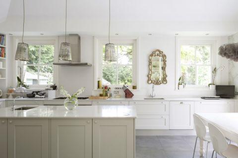 厨房窗台现代风格效果图