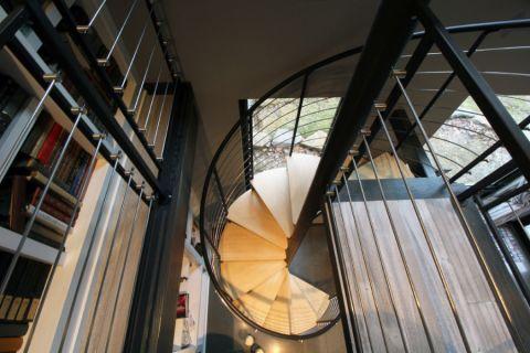 书房楼梯现代风格装潢图片