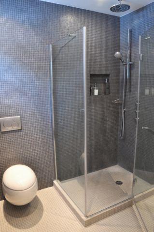 浴室推拉门现代风格装潢图片