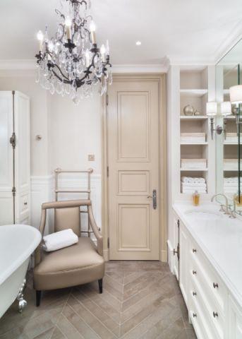 浴室灯具美式风格装饰效果图