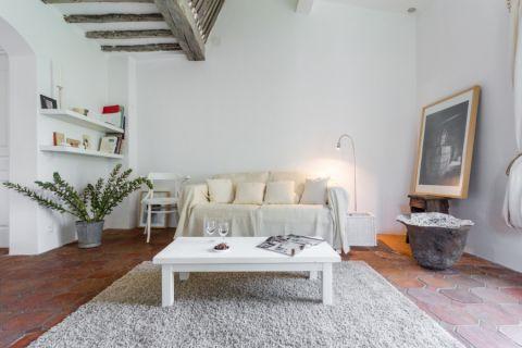 客厅细节地中海风格装饰图片