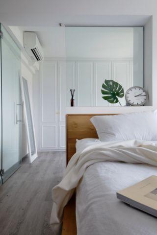 卧室北欧风格装修设计图片