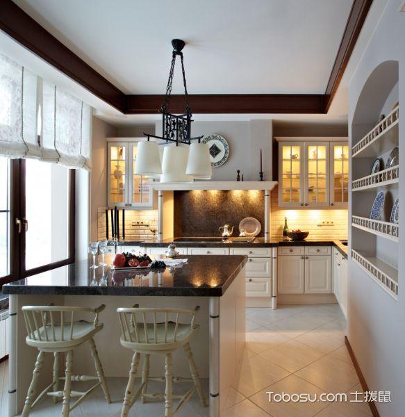 100~120m²/美式/套房装修设计