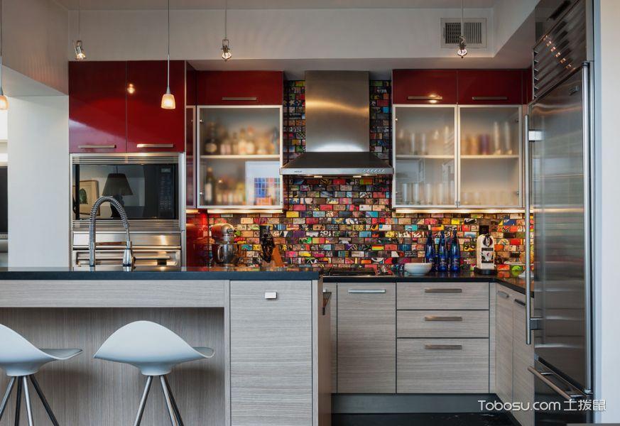 厨房 背景墙_卧室现代风格效果图大全2017图片_土拨鼠优雅摩登卧室现代风格装修设计效果图欣赏