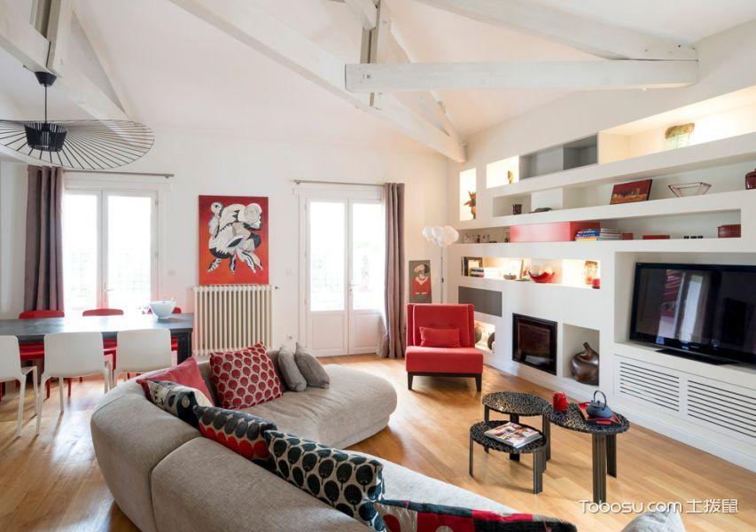 2019现代240平米装修图片 2019现代二居室装修设计