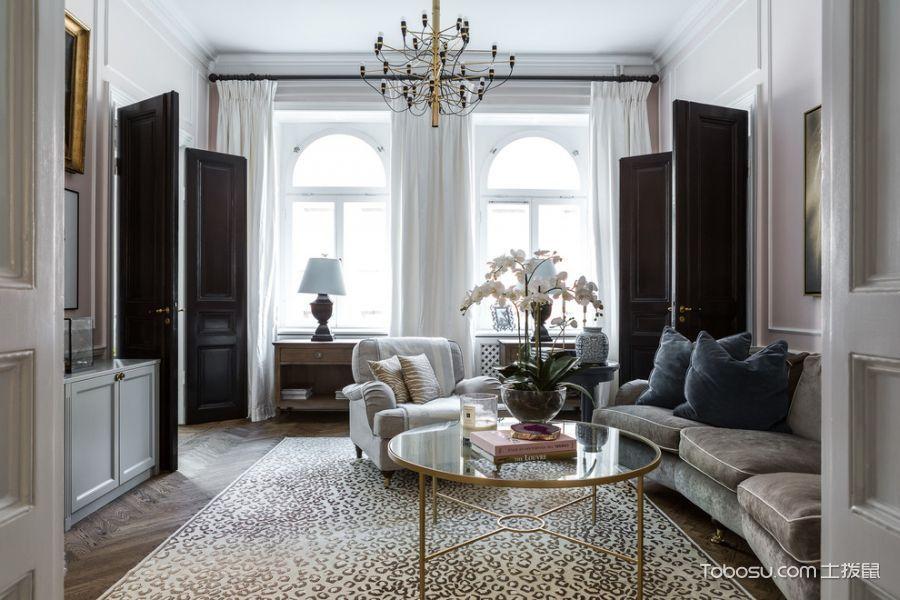 2021美式40平米图片 2021美式别墅装饰设计