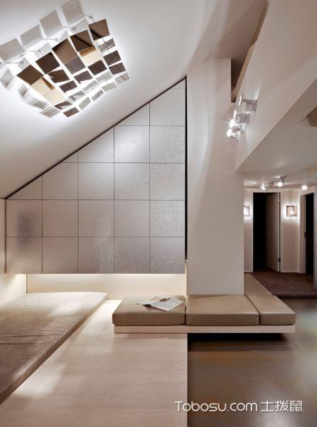 卧室现代风格效果图大全2017图片_土拨鼠大气奢华卧室现代风格装修设计效果图欣赏