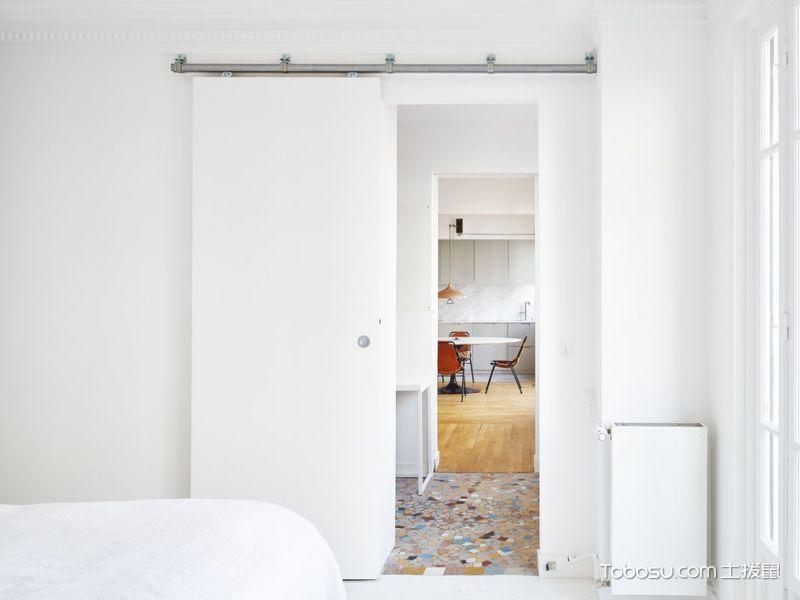 卧室北欧风格效果图大全2017图片_土拨鼠豪华温馨卧室北欧风格装修设计效果图欣赏