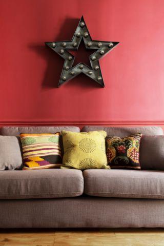 客厅沙发混搭风格装修图片