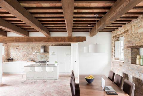 2019地中海150平米效果图 2019地中海二居室装修设计