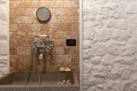 浴室细节现代风格装潢设计图片
