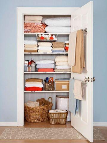 卫生间衣柜美式风格装潢效果图