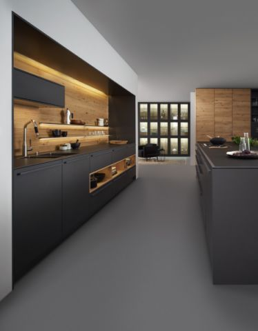 厨房地板砖现代风格装修图片