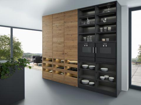 厨房现代风格效果图大全2017图片_土拨鼠完美创意厨房现代风格装修设计效果图欣赏