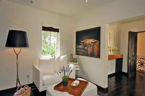客厅灯具地中海风格装饰设计图片