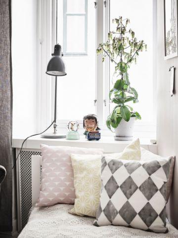 儿童房窗台北欧风格装修效果图