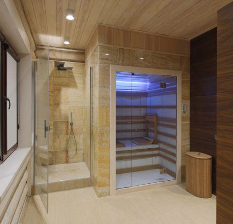 浴室吊顶现代风格装修图片