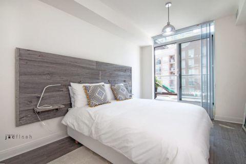 卧室现代风格效果图大全2017图片_土拨鼠休闲唯美卧室现代风格装修设计效果图欣赏