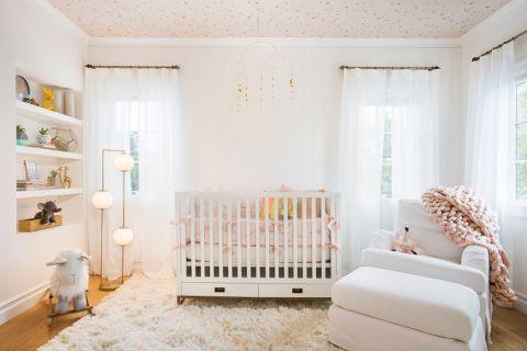 儿童房现代风格效果图大全2017图片_土拨鼠温馨个性儿童房现代风格装修设计效果图欣赏