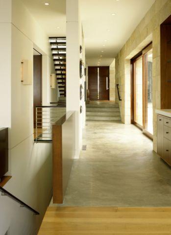 走廊现代风格效果图大全2017图片_土拨鼠唯美唯美走廊现代风格装修设计效果图欣赏