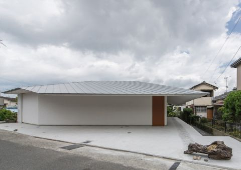 现代外景外墙装修方案