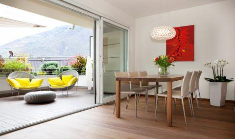 2018现代70平米装修效果图大全 2018现代二居室装修设计