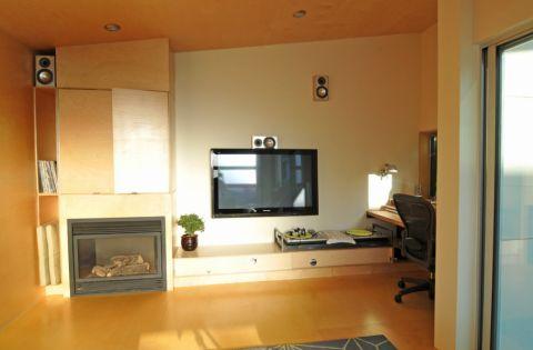2018现代120平米装修效果图片 2018现代二居室装修设计