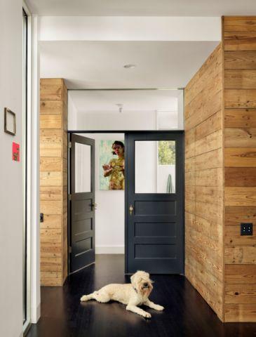 走廊现代风格效果图大全2017图片_土拨鼠优雅风雅走廊现代风格装修设计效果图欣赏