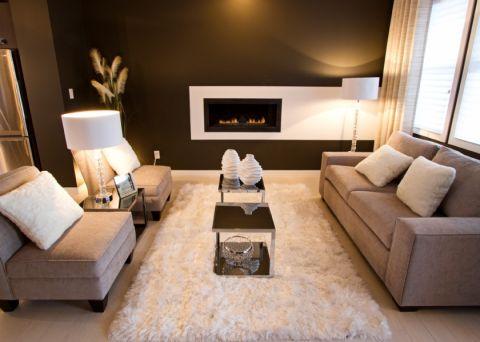 2019现代120平米装修效果图片 2019现代公寓装修设计