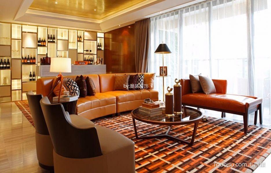 160平米新古典风格四室两厅装修效果图