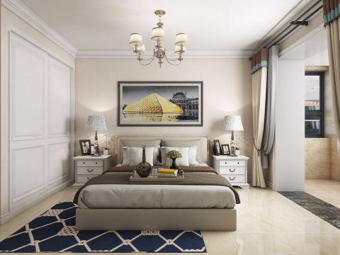 2021北欧卧室装修设计图片 2021北欧背景墙装修设计