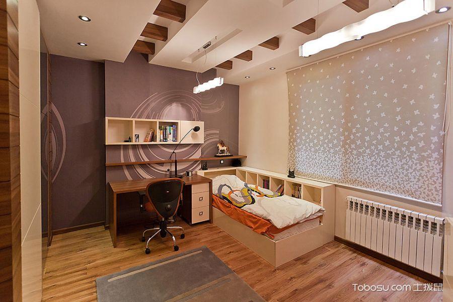 80~100m²/现代/庭院装修设计