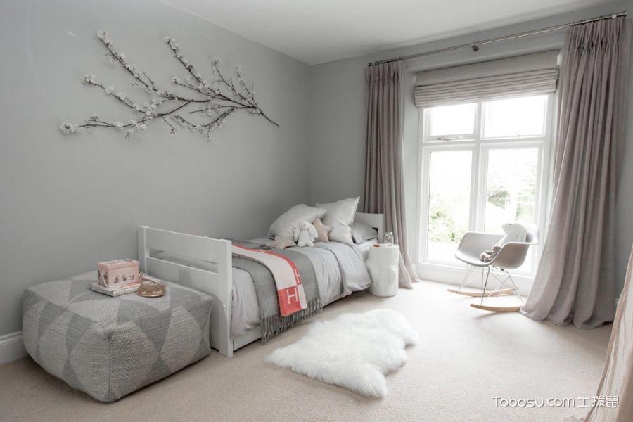 60~80m²/北欧/公寓装修设计