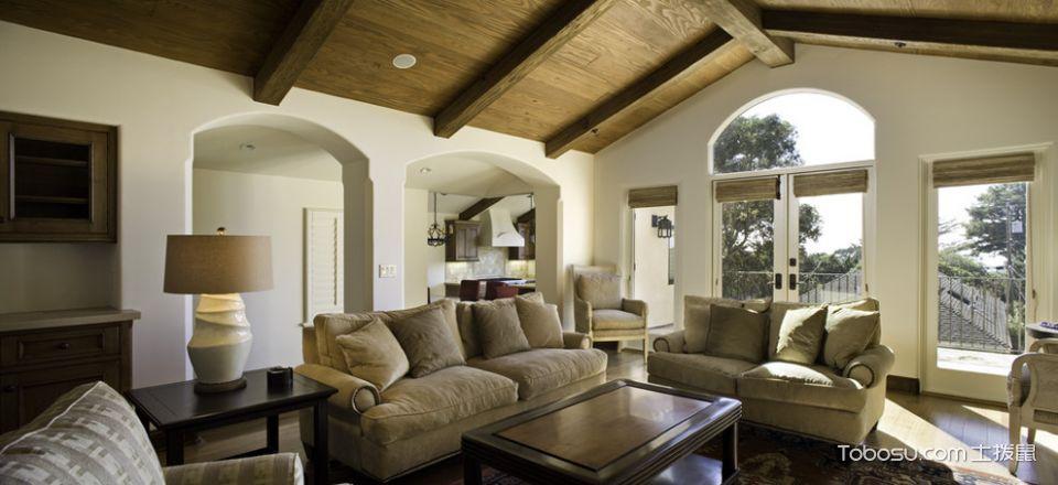 100~120m²/地中海/楼房装修设计