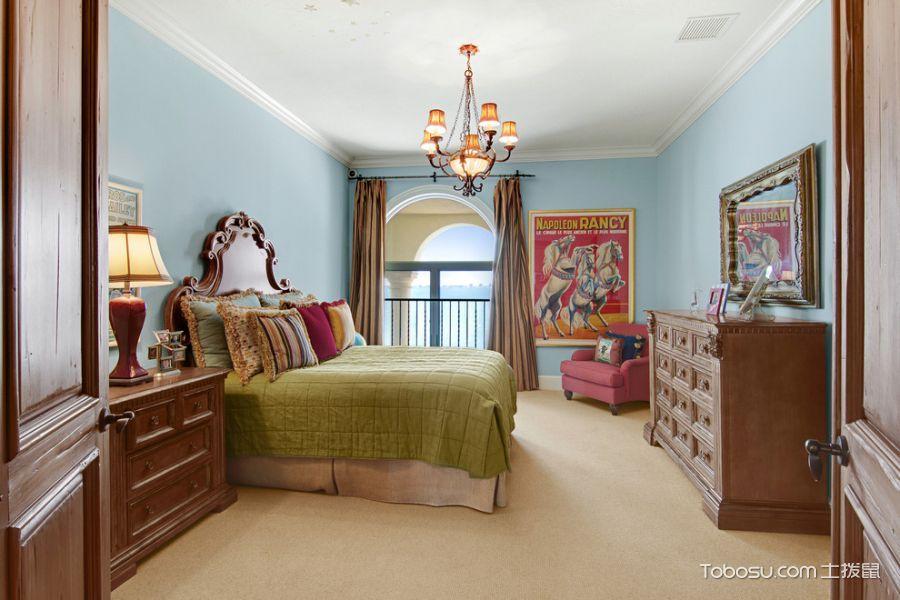 120~180㎡/地中海/四居室装修设计