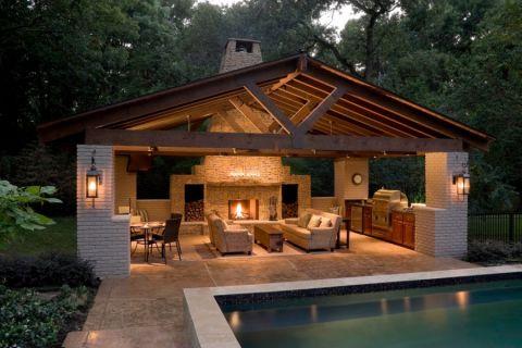 阳台地砖现代风格装饰设计图片