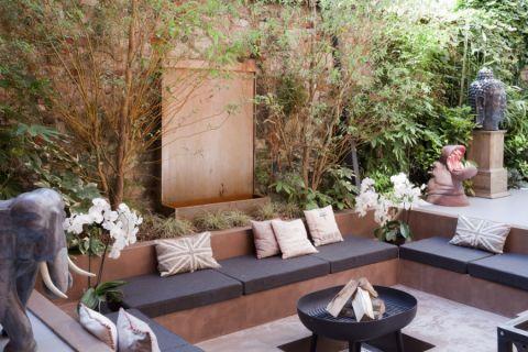 阳台沙发混搭风格装修效果图