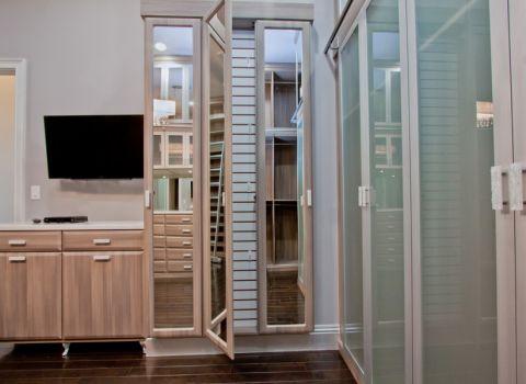 客厅电视柜现代风格装修效果图