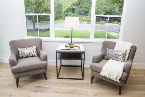 客厅沙发北欧风格装修图片