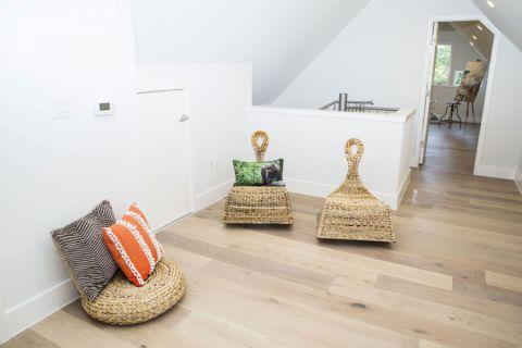 玄关地板砖北欧风格装饰图片
